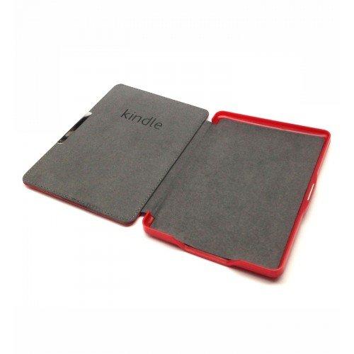 Калъф Business за Kindle Paperwhite 1/2/3, Червен