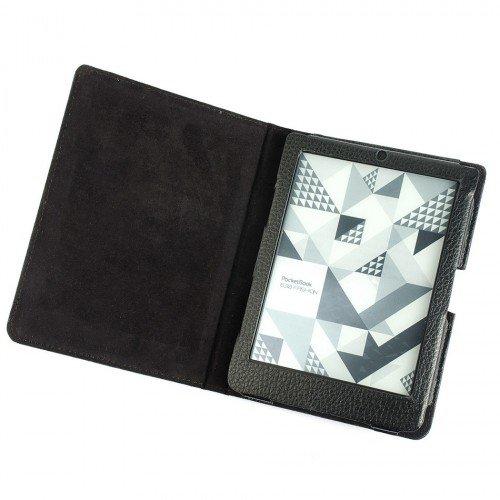 Pocketbook Sense PB630, Тъмнокафяв + Калъф