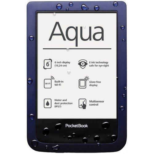 Pocketbook Aqua PB640, Тъмно син