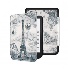 Калъф Premium за Kobo Nia, Eiffel Tower