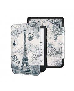 Калъф Premium за Kobo Nia, Eiffel Tower