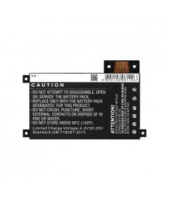 Батерия Cameron Sino за Amazon Kindle Touch (2012), Li-Pol, 1400mAh