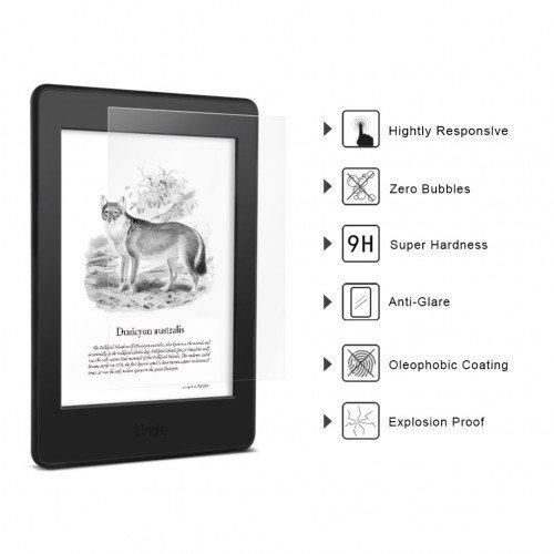 Стъклен протектор за Kindle, Kobo, Nook, Pocketbook