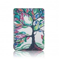 Калъф GARV Slim за Kindle Paperwhite 4 (2018), Colorful tree