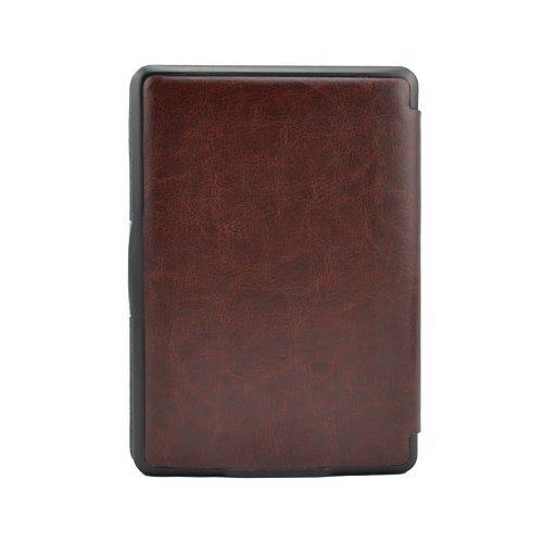 Калъф Business за Kindle Paperwhite 1/2/3, Тъмнокафяв