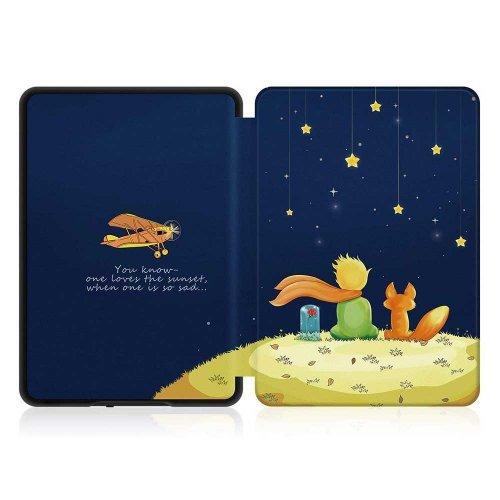 Калъф GARV Slim за Kindle 2019, Little Prince