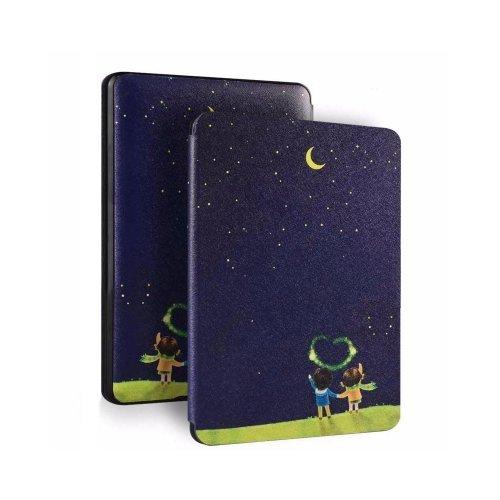 Калъф GARV Slim за Kindle 2019, Moonlight Couple