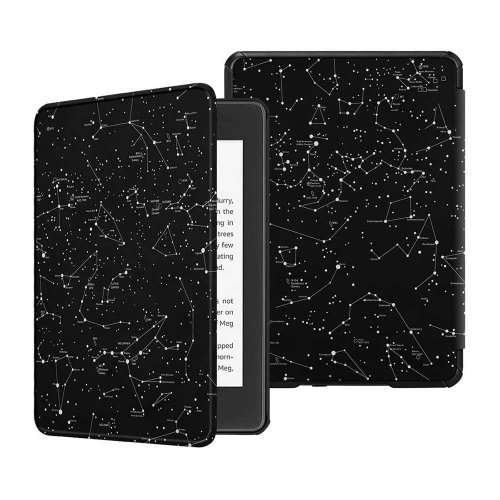 Калъф GARV Slim за Kindle Paperwhite 4 (2018), Constellation