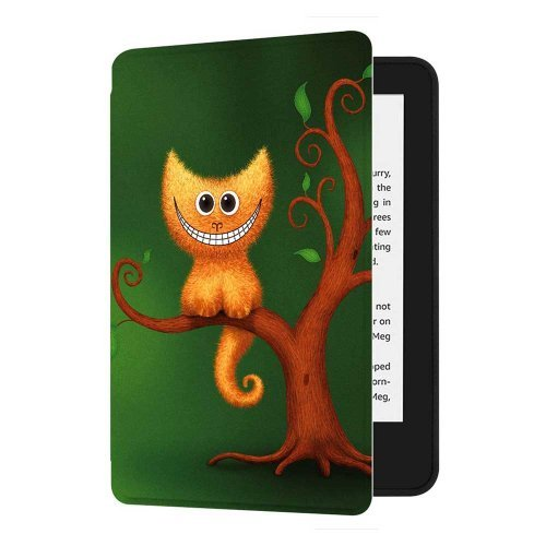Калъф GARV Slim за Kindle Paperwhite 4 (2018), Kitten