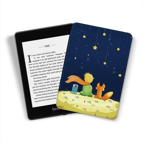 Калъф GARV Slim за Kindle Paperwhite 4 (2018), Little Prince