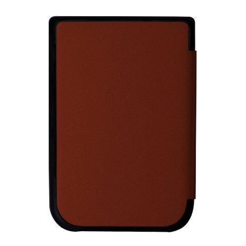 Калъф Premium за Pocketbook Touch HD 631, HD2 631-2, Кафяв