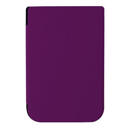 Калъф Premium за Pocketbook Touch HD 631, HD2 631-2, Лилав