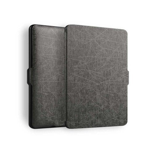 Калъф Slim за Kindle Paperwhite 1/2/3, Графит