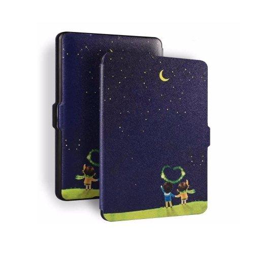 Калъф Slim за Kindle Paperwhite 1/2/3, Moonlight Couple