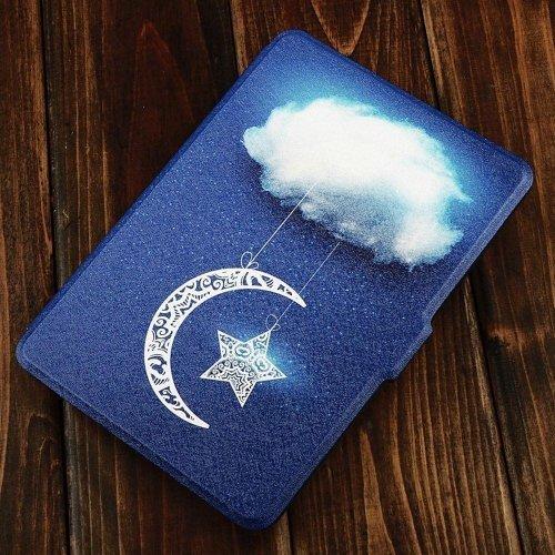 Калъф Slim за Kindle Paperwhite 1/2/3, Sky Clouds