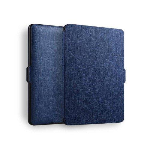 Калъф Slim за Kindle Paperwhite 1/2/3, Тъмносин