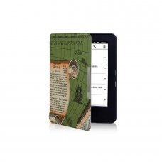 Калъф Smart за Kindle Glare (2014), Green Globus