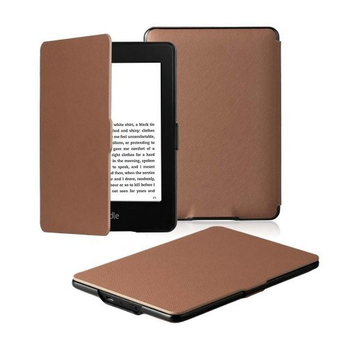Калъф Smart за Kindle Voyage, Кафяв