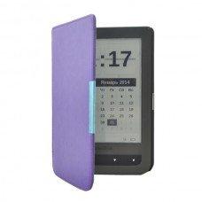 Калъф Premium за Pocketbook 614/ 614-2/ 615/ 624/ 625/ 626/ 640/ 641, Лилав