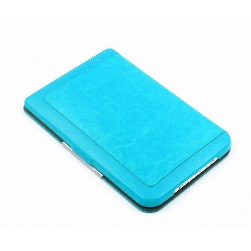 Калъф Premium за Pocketbook 614/ 614-2/ 615/ 624/ 625/ 626/ 640/ 641, Тюркоаз