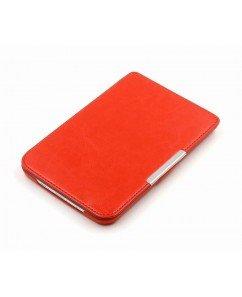 Калъф Premium за Pocketbook 614/ 614-2/ 615/ 624/ 625/ 626/ 640/ 641, Червен
