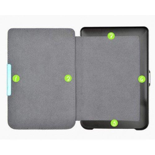 Калъф Premium за Pocketbook 622/623, Кафяв