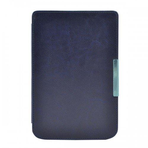 Калъф Premium за Pocketbook 622/623, Тъмносин
