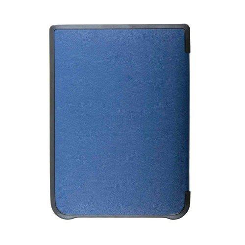 Калъф Premium за Pocketbook InkPad 3 PB740, 3 Pro PB740-2, Тъмносин