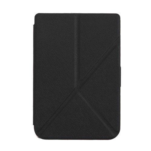 Калъф Origami за Pocketbook 614/ 614-2/ 615/ 624/ 625/ 626/ 640/ 641, Черен