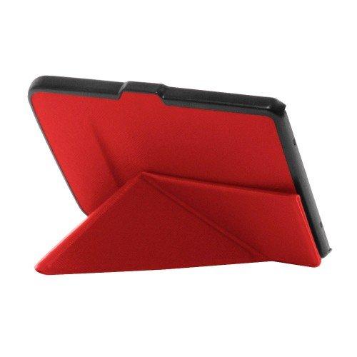 Калъф Origami за Pocketbook 614/ 614-2/ 615/ 624/ 625/ 626/ 640/ 641, Червен