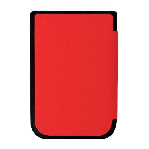 Калъф Premium за Pocketbook Touch HD 631, HD2 631-2, Червен