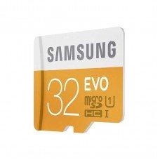 Карта памет MicroSDHC Samsung EVO 32GB, Class 10