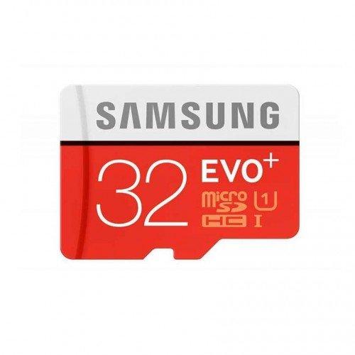 Карта памет MicroSDHC Samsung EVO 32GB Plus, Class 10