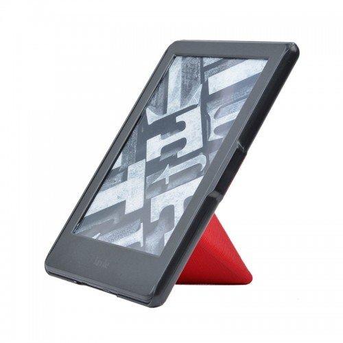 Калъф Origami за Kindle Glare 2016 /Kindle 8/, Червен