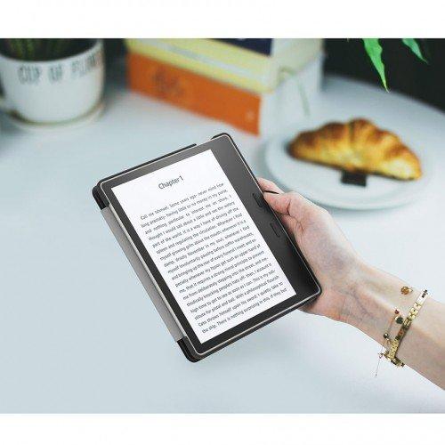 "Калъф Premium за Kindle Oasis 7"", Черен"