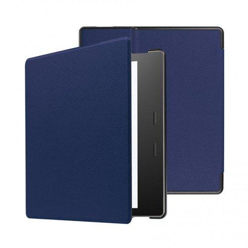 "Калъф Premium за Kindle Oasis 7"", Тъмносин"