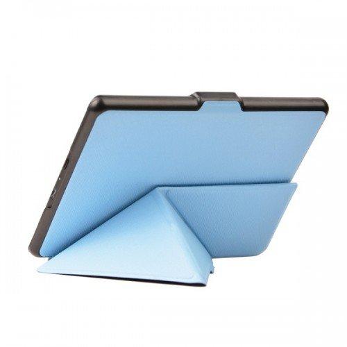 Калъф Origami за Kindle Glare 2016 /Kindle 8/, Светлосин