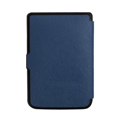 Калъф Origami за Pocketbook 614/ 614-2/ 615/ 624/ 625/ 626/ 640/ 641, Тъмносин