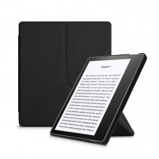 """Калъф Origami за Kindle Oasis 7"""", Черен"""