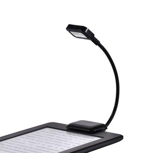 Лампичка Pro Edition за електронни четци, Черен