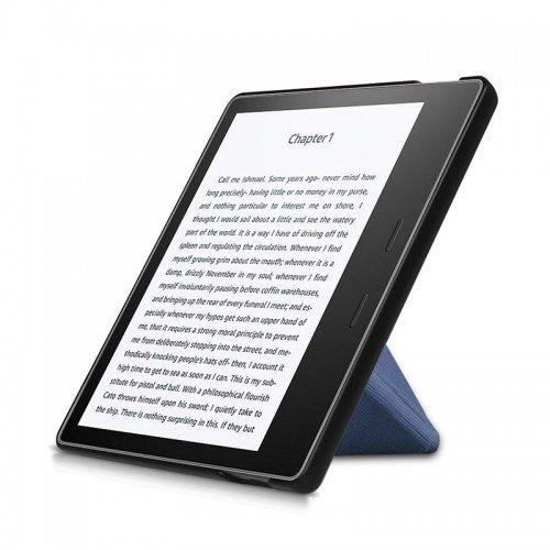 "Калъф Origami за Kindle Oasis 7"", Тъмносин"