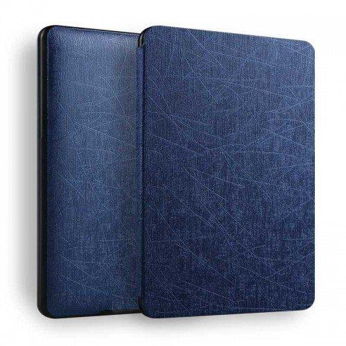 Калъф GARV Slim за Kindle Paperwhite 4 (2018), Тъмносин