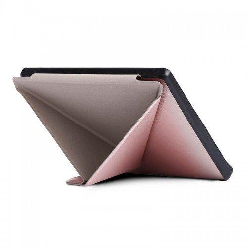 Калъф Origami за Kobo Libra H2o, Розово злато
