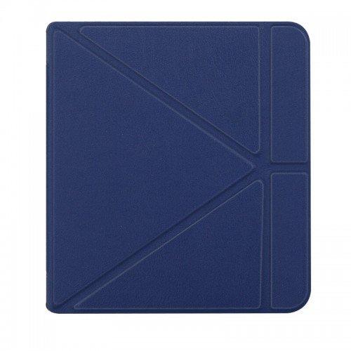 Калъф Origami за Kobo Libra H2o, Тъмносин