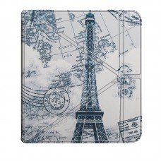 Калъф Origami за Kobo Libra H2o, Eiffel Tower