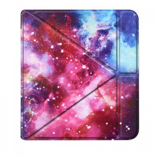 Калъф Origami за Kobo Libra H2o, Milky Way