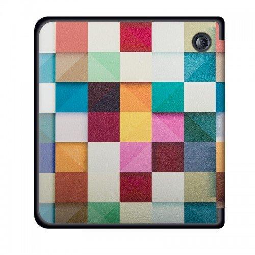Калъф Origami за Kobo Libra H2o, Squares