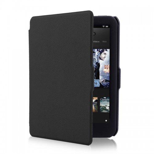 Калъф Premium за Tolino Vision 2, 3 HD, 4 HD, Черен