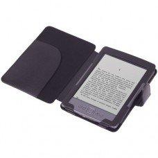 Калъф за Kindle 4/5 с магнитно закопчаване, Черен