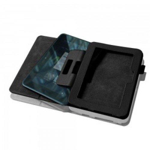 Kалъф за Kindle Fire HD 7 2nd Gen (2012) с магнитно закопчаване, Черен